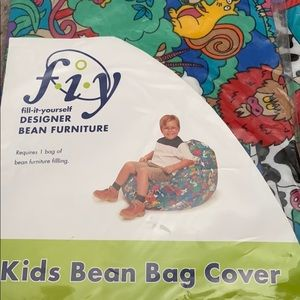 Other - Bean bag cover. Kids size